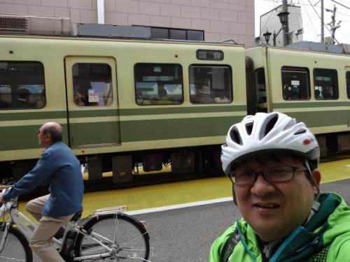 2013.04.0927・・・27年ぶりの自転車ツーリング 78km達成して!