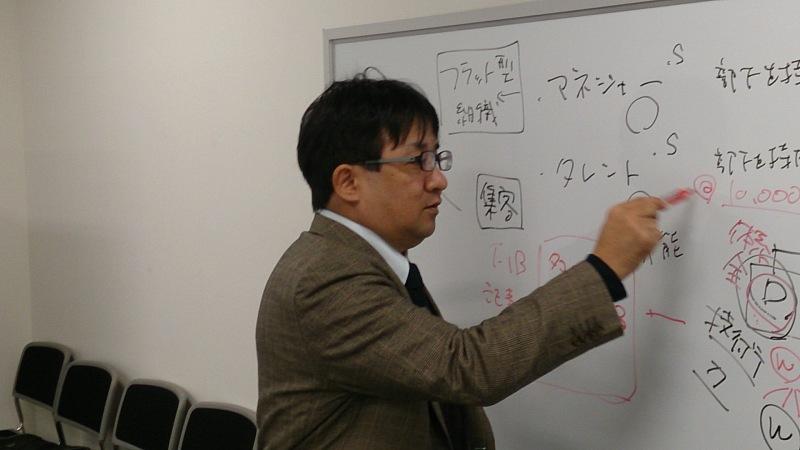 明日の実務経営意匠研究会(アスケン)主催の小野和彦がこんな人が将来「豊か」になるんだろうなぁって思う人間像!