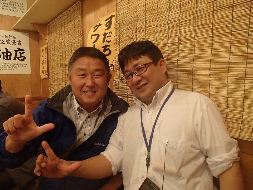 寿司を握る人を本気で愛せる講師ってなかなかいません!でもこいつ本気だなって、何年経ってもブレないヤツいます。