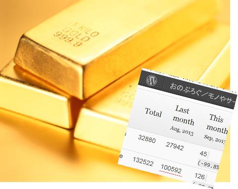 2ケ月目の「おのぶろぐ」出来過ぎかな? 月間100,592pv ・・・ 収入増えるブログかな?