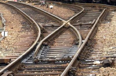 rail point