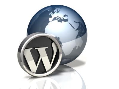 Globe Icon: WordPress