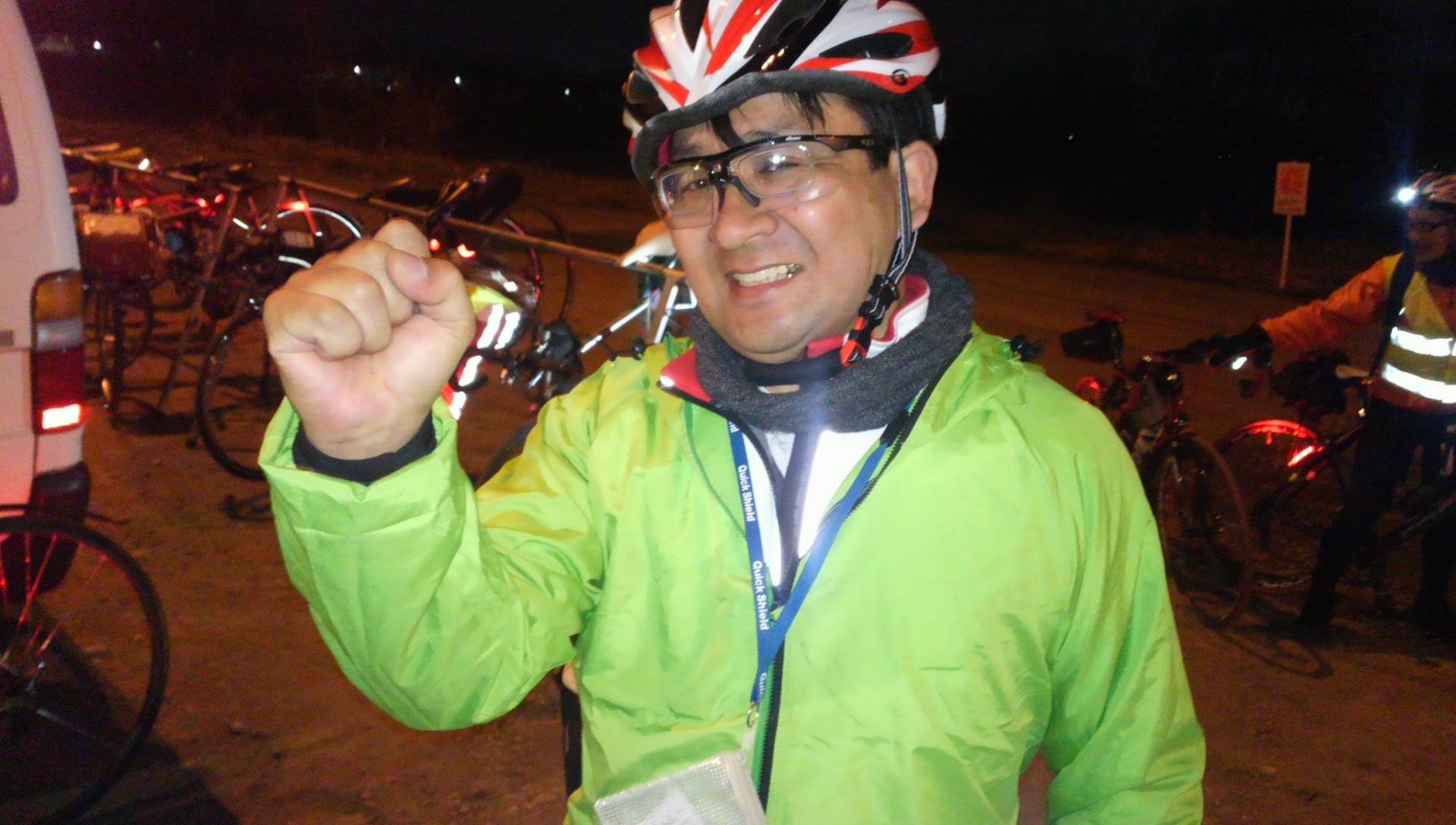アスケンロードバイク研究部会 AJ埼玉 BRM322 300km 6名がエントリー 俺たちのブルベは続く!