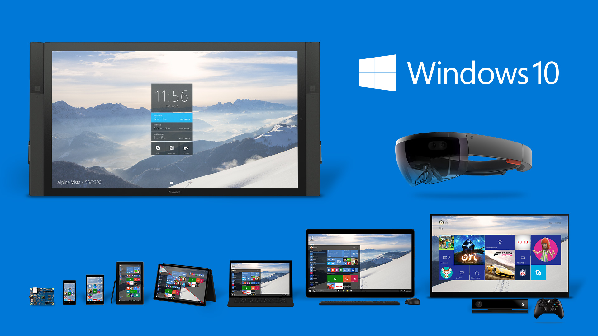 Windows10登場!Windows7、Windows8.1ユーザー期間限定で無償アップグレード 7月29日開始